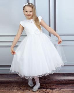 Sukienka na wyjątkowe okazje 122-158 Scarlet 2 biały