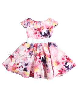 Kwiecista sukienka 128 - 158 Anita 3 multikolor