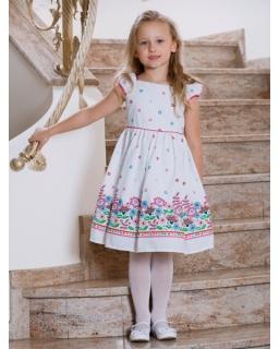 Folkowa sukienka 116 - 158