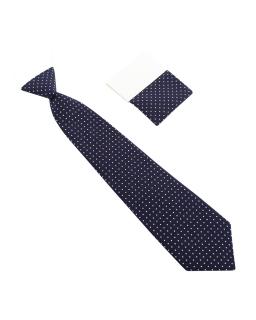 Elegancki krawat chłopięcy 28 cm