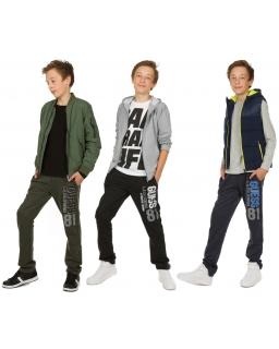 Spodnie dresowe dla chłopaka 116-158 KR37 trzy kolory