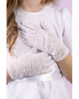 Rękawiczki komunijne K89