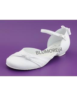 Eleganckie buty komunijne Zarro dla dziewczynki 31 - 37