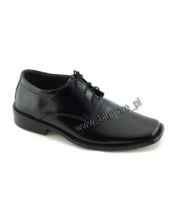 Eleganckie buty do garnituru dla chłopca 31 - 38