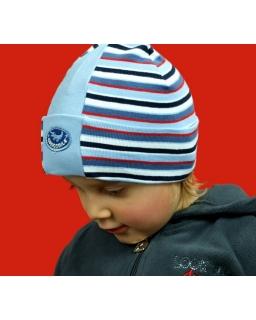 Chłopięca czapka przejściowa 50