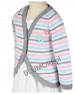 Sweterek dla dziewczynki do sukienki 56 - 104 Mariola