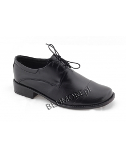 Czarne buty do komunii Zarro dla chłopca 27 - 38
