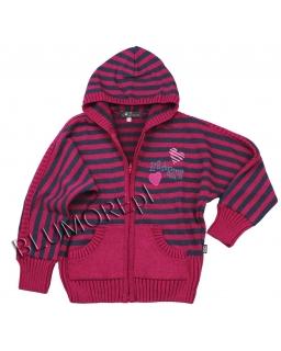 Sweterek nietoperz dla dziewczynki 110 - 146 Anetka