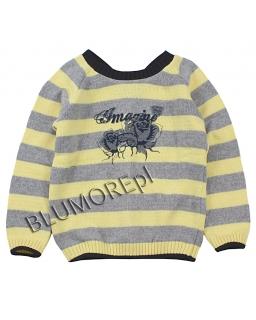 Hit sweterek dla dziewczynki do dżinsów 110 - 146 Kornelia