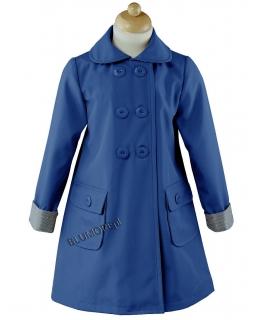 Chabrowy płaszczyk dla dziewczynki 86 - 134 Honoratka