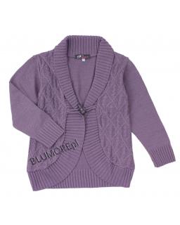 Elegancki sweterek dla dziewczynki 110 - 152 Malwina