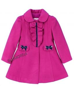 Wyjątkowe płaszcze dziewczęce 104 - 128 Nela