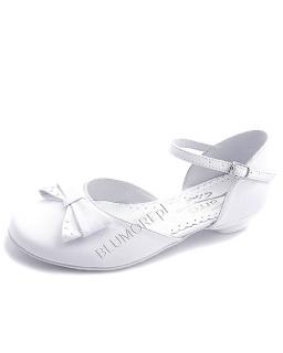 Firmowe buty na obcasie dla dziewczynki 27 - 36 Tiana