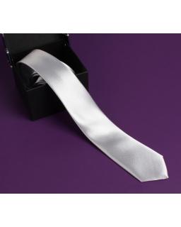 """Najmodniejszy krawat młodzieżowy typu """"śledzik"""" HIT"""