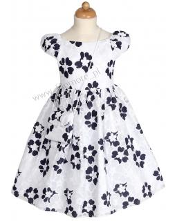 Suknia balowa z torebeczką104 - 128 Amelia