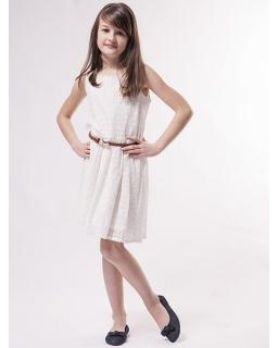 Przeurocza sukienka dziewczęca 74 - 122 Klara