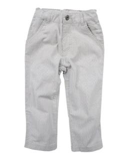 Eleganckie spodnie bawełniane 74 - 122 Ignaś