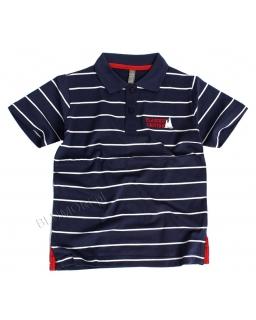 Granatowe polo dla chłopca 92 - 164 Damian