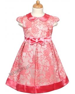 Stylowa sukienka wizytowa 128 - 158 Miranda