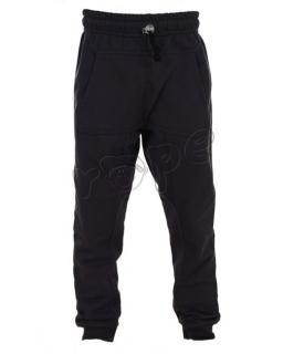 Chłopięce spodnie dresowe 110 - 152 spd01 czarne