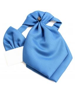 Musznik z wypustką na każdą uroczystość - niebieski