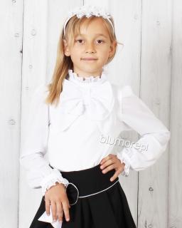 Niepowtarzalna bluzka do szkoły 122 - 152 Tisi