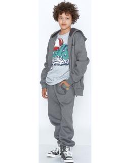 Ciepły komplet dresowy bluza i spodnie 134-164 BLT-9867