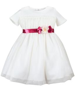 Gustowna sukienka w jasnym kolorze 86-110 Nadia 2