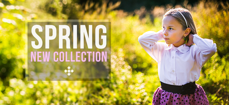 Nowa kolekcja wiosenna dostępna na blumore.pl!