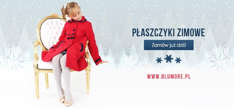 Bardzo urocze płaszczyki na zimę!