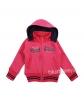 Sportowa bluza dla dziewczynki 92-122 Róż