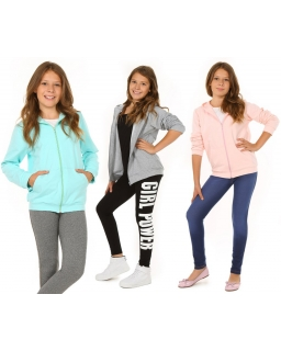 Uniwersalna bluza 116-158 KR45 Trzy kolory