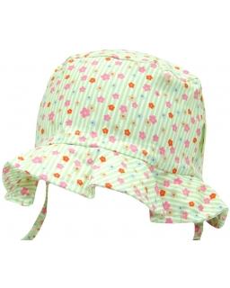 Letni kapelusz dla dziewczynki 44 - 50