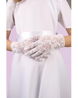 Rękawiczki komunijne K91