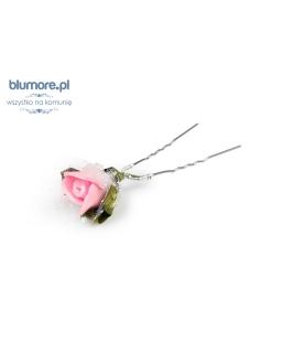 Szpilka z różą SPK01 róż