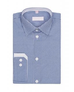 Koszula z długim rękawem dla chłopca 122-172 KS11