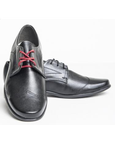 Wizytowe buty dla chłopca 33-38 Dylan 2 czarne