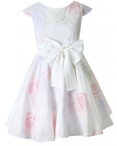Sukienka W Pastelowe Kwiaty 128 158 Anita 4