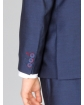 Modny garnitur dla chłopca 122-164 Leon granat