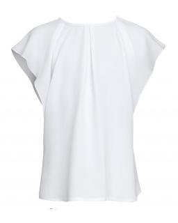 Bluzka motyl dla dziewczynki 134-164 131/SZK biel