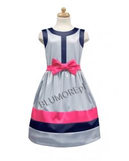 Sukienka wizytowa dla dziewczynki 128 - 158 Miranda