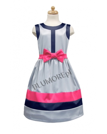 Najpiękniejsza suknia wizytowa dla dziewczynki 128 - 158