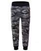 Sportowe spodnie dla chłopca 92-128 BRT-4360 Szary