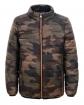 Pikowana chłopięca kurtka 92-170 BMA-4708 MORO