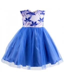 Sukienka dziewczęca na specjalne okazje 86 - 128 Samanta chaber