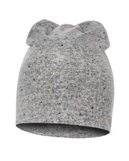 Przejściowa czapka dla dziewczynki 47-51 BRL04 szary