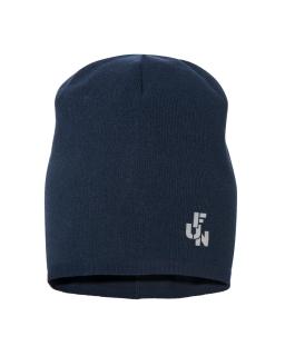 Klasyczna chłopięca czapka 45-56 BRL06 granat