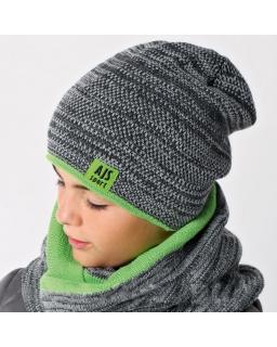Komplet dla chłopca AJS/34-453 trzy kolory