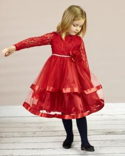 Koronkowa-sukienka-dla-dziewczynki
