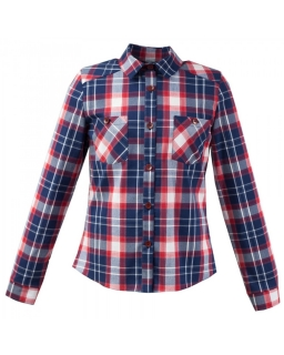 Koszula-w-kratkę-dla-dziewczynki